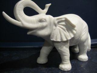 Rosenthal Großer Elefant,  Sehr Filigran,  Studio - House Bisquitporzellan,  Wie Bild