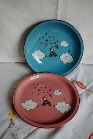 Kinderteller - Kindergedeck - Sammelteller Clown Von Winterling Bild