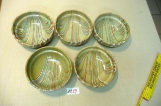 Nr.  1239.  5.  Alte Tonschüsseln Tonschüssel Old Clay Bowls Bild