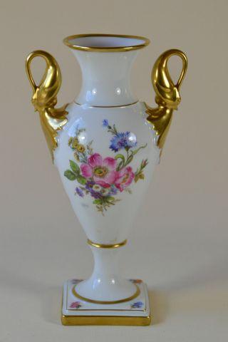 Porzellan Vase Kaiser Staffelstein Porcelain Vase Vase En Porcelaine Jarrón Bild