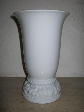 Rosenthal Vase Maria Weiss Entw.  1957 Philipp Rosenthal 22 Cm Bild