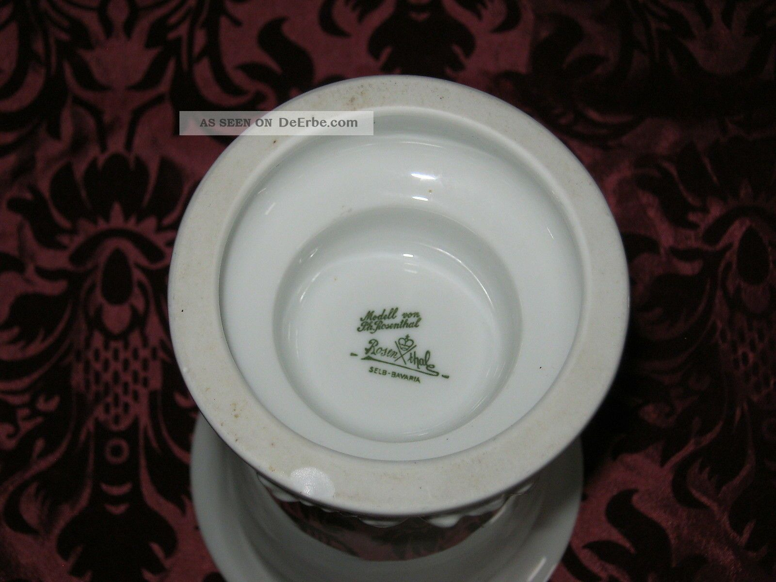 rosenthal vase maria weiss entw 1933 philipp rosenthal 17 cm. Black Bedroom Furniture Sets. Home Design Ideas
