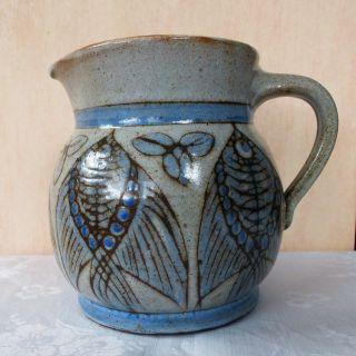 Krug / Vase Fischland - Keramik Rügen - Keramik Friedemann Löber Ahrenshoop Unikat Bild