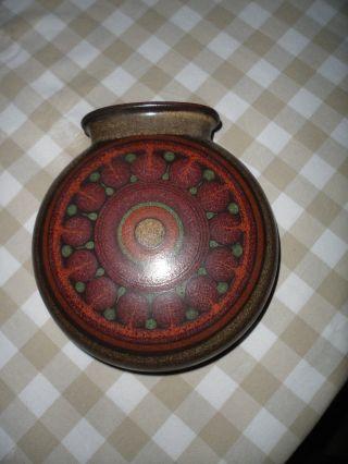 Kmk Kupfermühle Vase Wandvase Gerona Bild