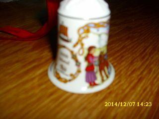 Hutschenreuther Weihnachtsglocke Bild
