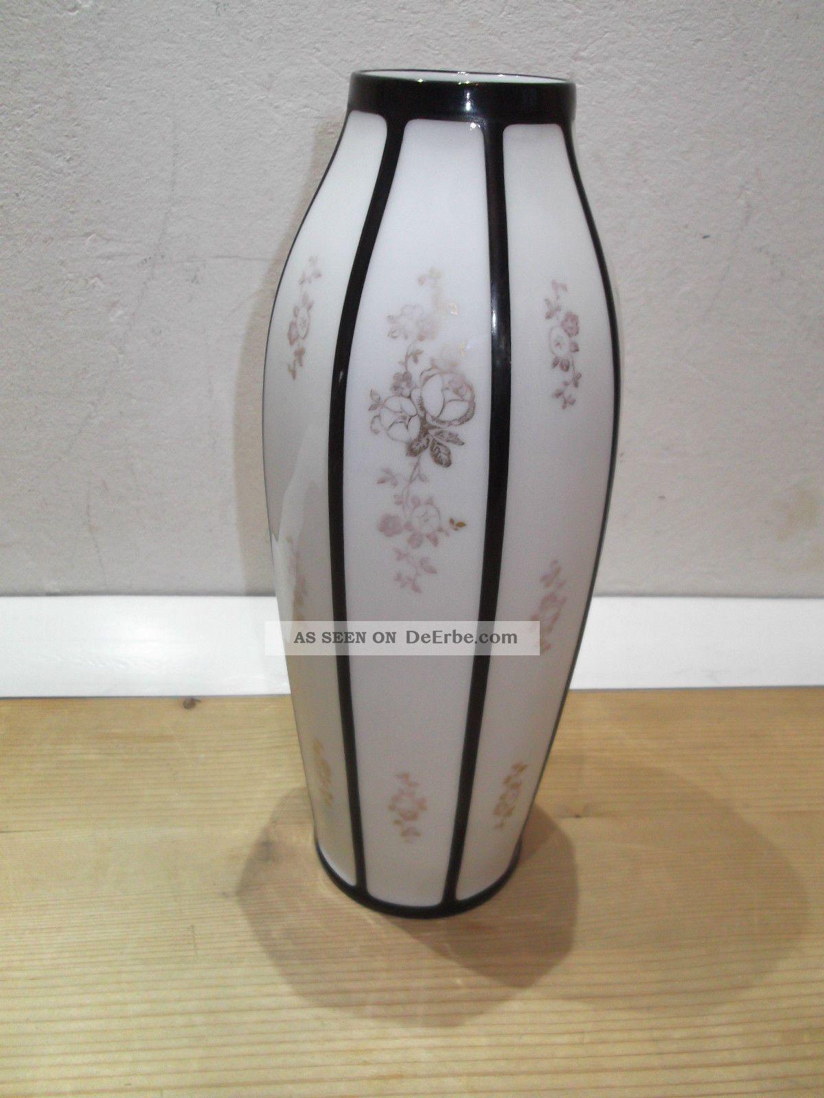 schwarz weiss vasen