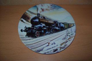 Seltmann,  Sammelteller,  Dampflokomotiven,  Eisenbahn,  Meilensteine Der Dampflok Bild