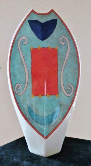 - Rosenthal Vase - Studio Line - Unbenutzt - Vitrinenware - Höhe Ca.  29 Cm - Bild
