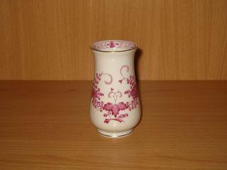 Meissen Indisch Purpur - Gold 1 Vase H 10,  7 Cm 2.  Wahl 1980 Top Bild