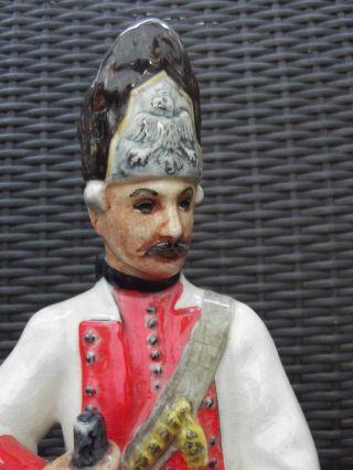 Karlsruhe Figur Fürstenberger Grenadier Entwurf Anton Kling Formnr.  5217 Bild