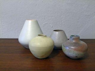 Konvolut Vasen 50er 60er Jahre Hameln Marschner Bückeburg_50s 60s Ceramic Bild