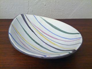 50er 60er Keramikschale Schale Ilkra Jasba Stil_50s 60s Vintage Ceramic Bild