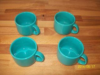 4.  Tassen Von Wächtersbach Keramik In Grün Bild