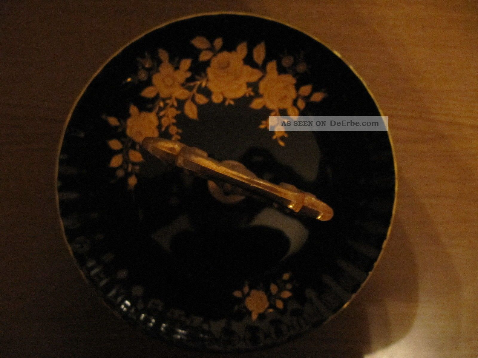 etagere kobalt blau 24 karat gold made in germany wunsiedel. Black Bedroom Furniture Sets. Home Design Ideas