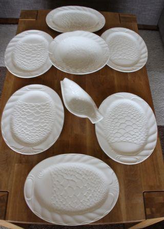 Tischdeko kantine
