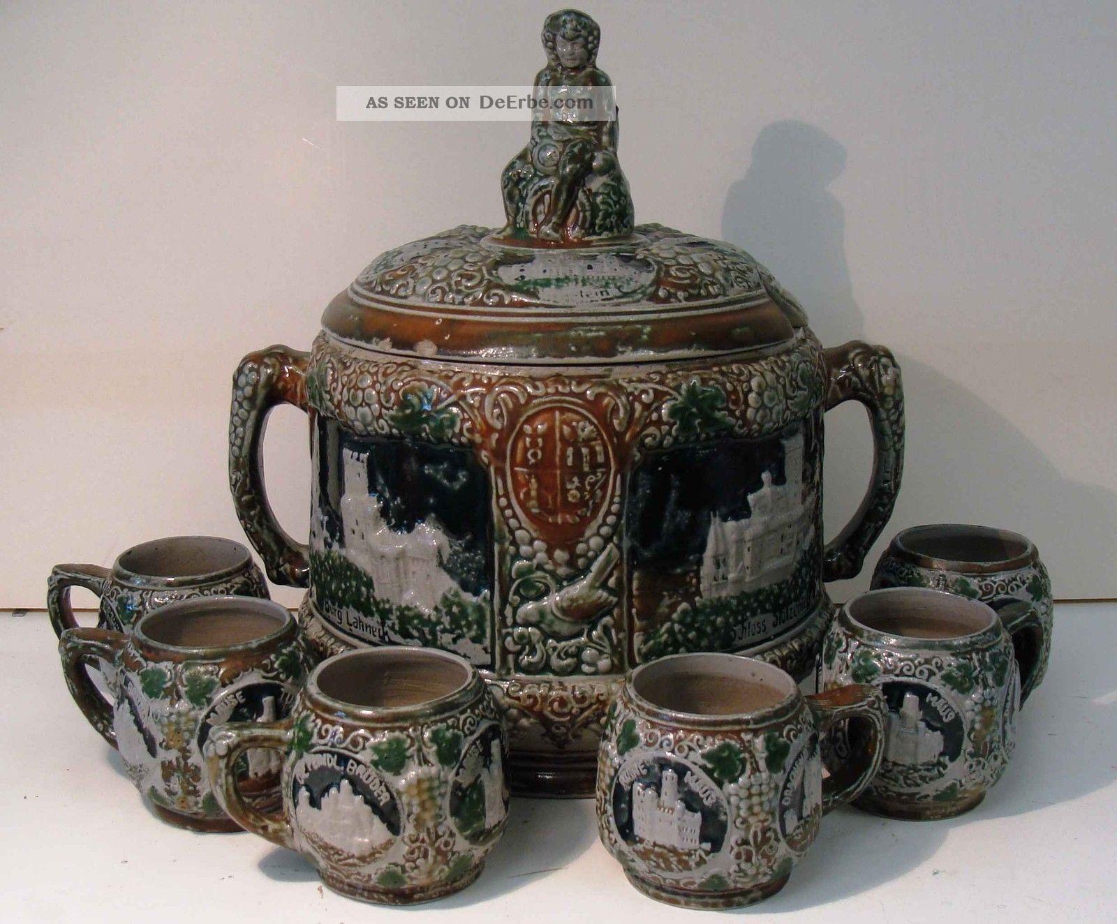 Steinzeug Steingut porzellan keramik keramik nach marke herkunft rheinisches