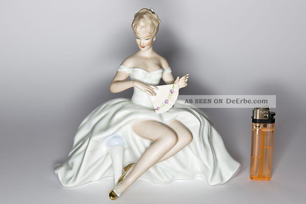 Wallendorfer Porzellan Figuren