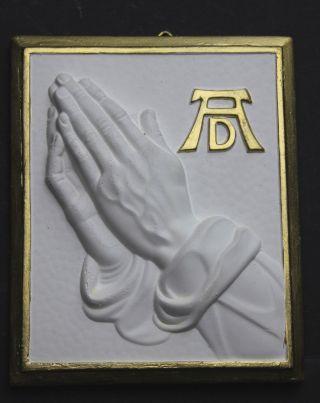 Albrecht Dürer - Betende Hände - Wandbild - Weiß Nr.  29 Bild