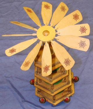 Weihnachtspyramide Made In Ddr Erzgebirge Expertic 60 Cm Hoch Hilden Bild