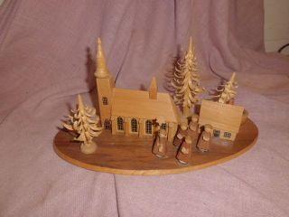Sehr Schöner Kerzenhalter Aus Dem Erzgebirge 102 Bild