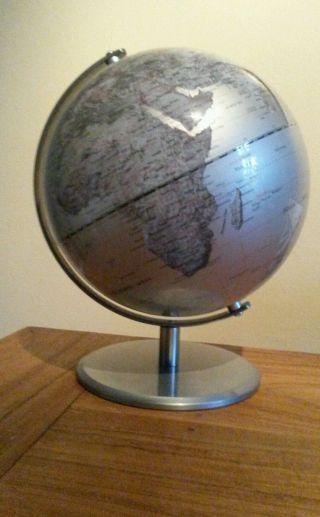 Globus Silverplanet Designglobus Bild