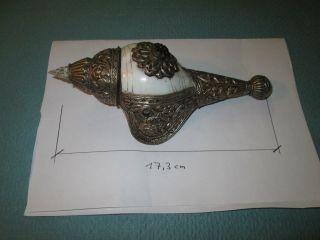 Schmuckstück Aus Einer Muschel. Bild
