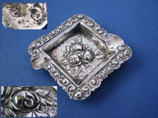 Aschenbecher 800er Silber Bild