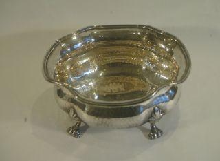 Antike Silberschale Bild