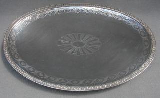 Tiffany Schale,  925er Sterling Silber Massiv,  Ca.  600gr. Bild