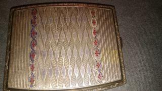 Zigarettenetui 830er Silber 119,  5g Bild