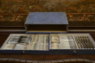 Silber - Luxus - Besteck