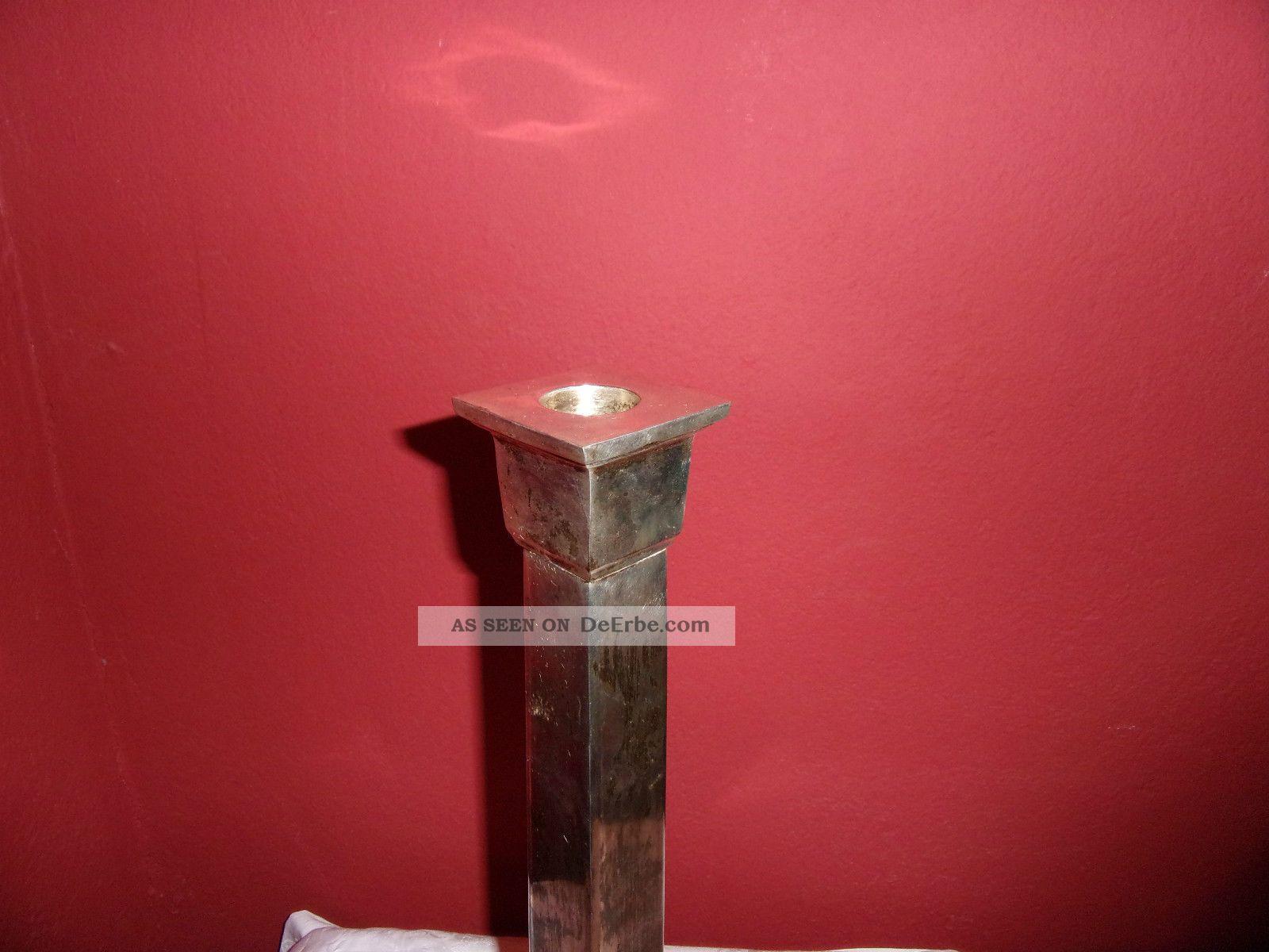 gunther lambert kerzenleuchter leuchter julia h he 445cm versilbert 1. Black Bedroom Furniture Sets. Home Design Ideas
