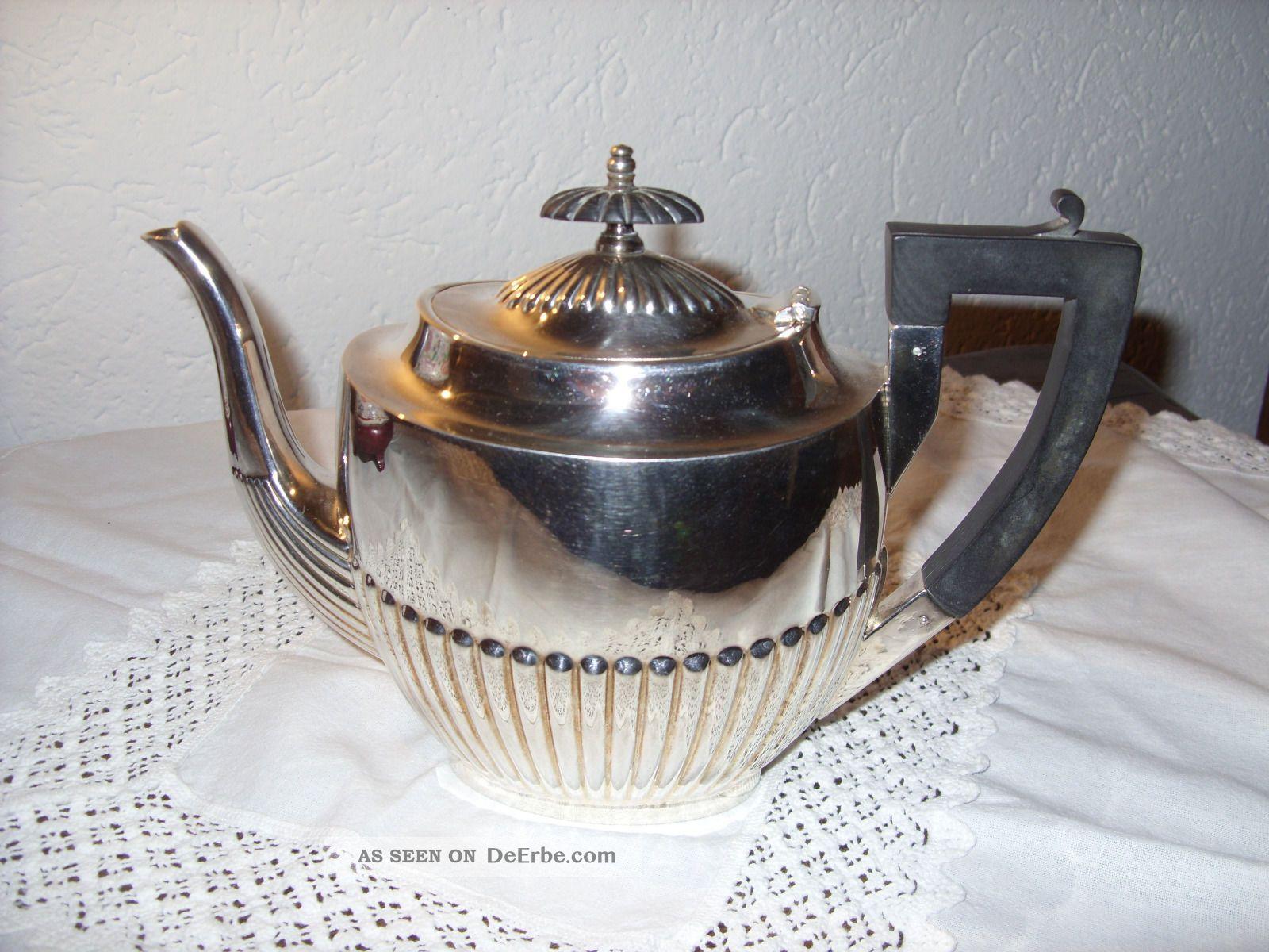 Teekanne Englisch
