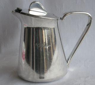 Kaffee Portions - Kännchen 0,  25 Ltr.  Hotelsilber Hoka Bild