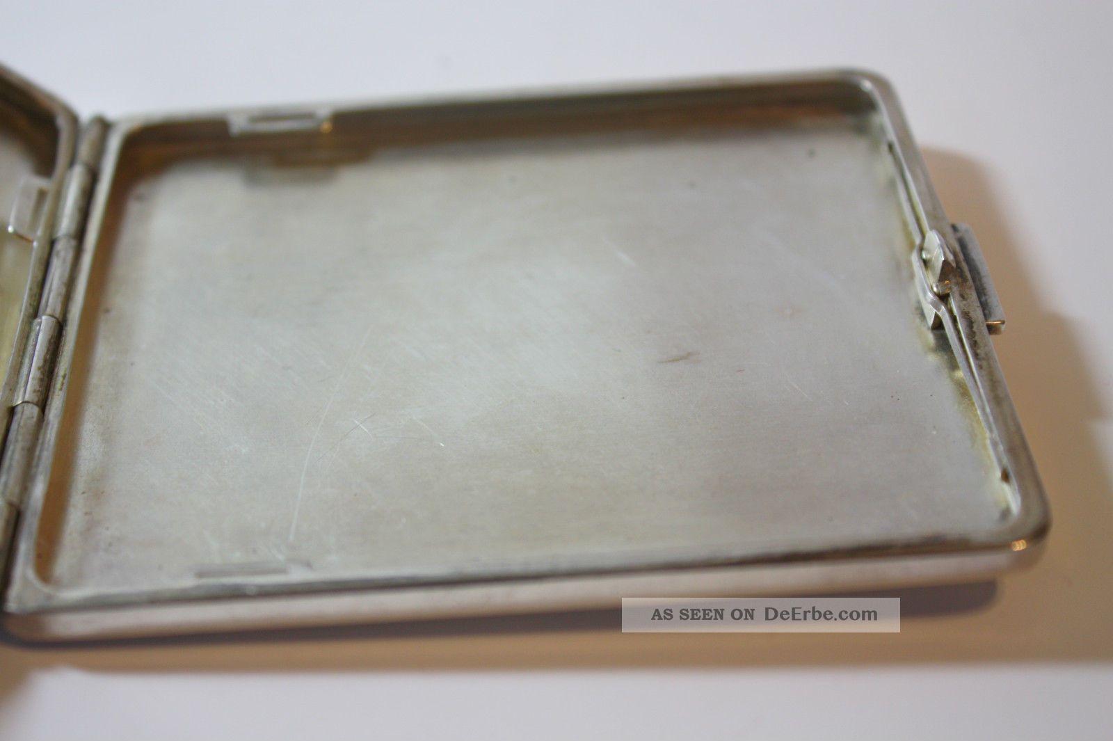 zigarettenetui sterling silber