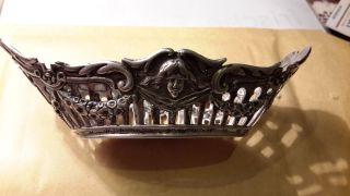 Sehr Alte Silber Schale Wunderschön 66 Gramm 80er Silber Bild