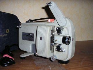 Sekonic 80p,  Antiker Tonprojektor Bild