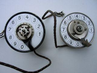 W19 Zb Nummernschalter Für Alte Telefone Bild
