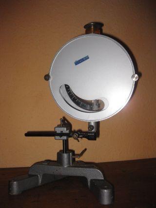 Altes Messgerät Instrument Leybold Labor Gerät Lehrmittel Schule Physik Konvolut Bild