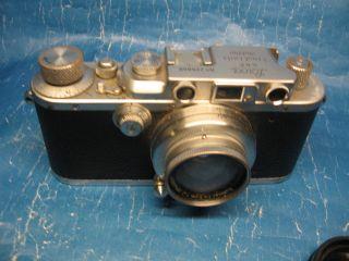 Alte Leica Kamera / Camera D.  R.  P.  1938 Bild