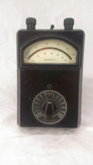 Antikes Multimeter