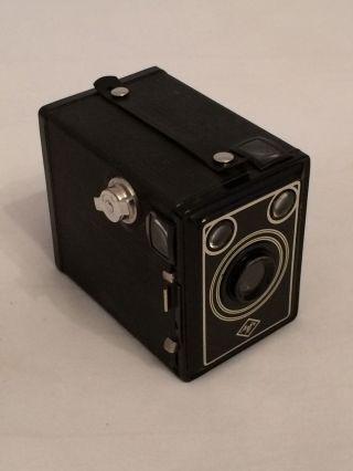 Agfa,  Agfa Box 45,  Kamera,  6x9,  Um 1938,  Deutschland Bild