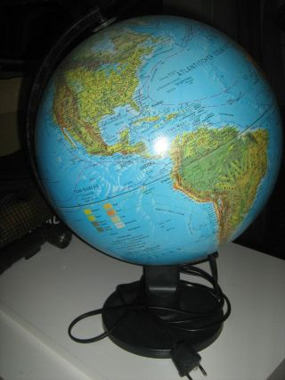 Alter Globus Globen Scan Globe Denmark Bild