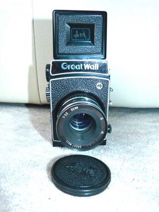 Beijing Great Wall Df - 2 Rollfilmkamera 6x6 (4,  5x6) Spiegelreflex - Kamera Bild