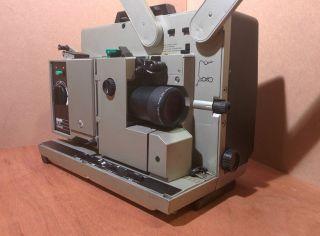 Bauer P8 Ts Universal 16mm Filmprojektor Licht - Und Magnetton,  Filmspule Bild