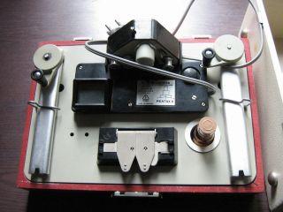 Filmbearbeitungsgerät Pentax 8 K Schmalfilme 8mm Filmschnitt Bild