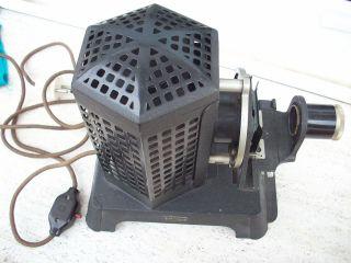 Projektor,  Diabetrachter,  Filmoso Bild