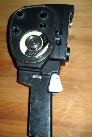 Schmalfilmkamera Quarz Ds8 - M Ca.  1968 Federwerkantrieb Bild
