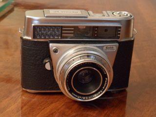 Alter Kodak Retina Ii F Fotoapparat – Sammlerstück Bild
