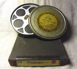 1 Bildungsfilm Von 1935 16 Mm Wie Ein Pflasterstein Entsteht Fwu Bild